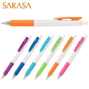 サラサクリップ ホワイト軸0.5