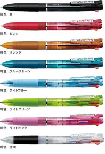 スラリ3C 0.7mm 色